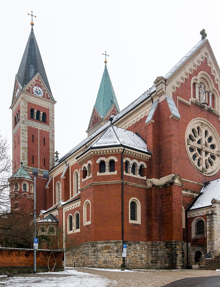 Redemptoristenkloster  und Exerzitienhaus Maria Hilf