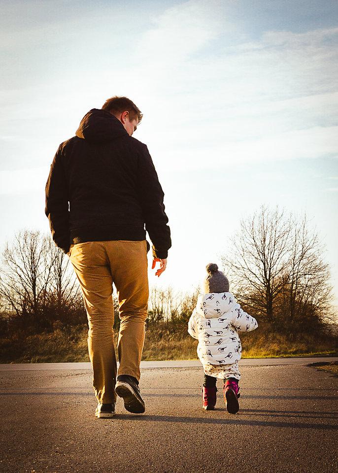Lauf meine Kleine